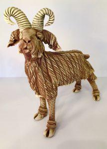 Horned Goat